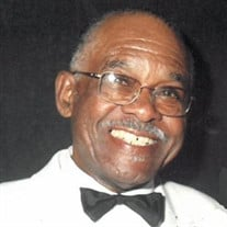 Pastor Emeritus Harris Toney