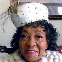 Mrs. White Eagle Washington