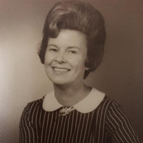 Ms. Margaret Callis Edging
