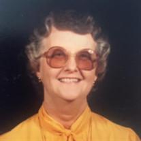 Mary Frances Roberts
