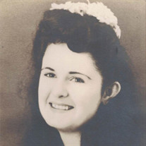 """Caterina """"Kay"""" (Poretta) Mahanes"""
