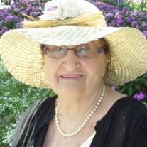Mary-Ellen Hickey (ne: Donaldson)