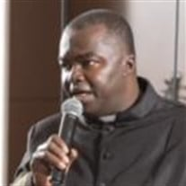 Pastor Reuben Tandoh