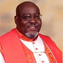 Bishop Earnest  Epps