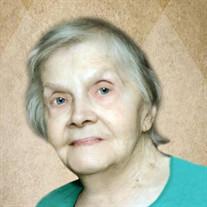 Juanita M. (Mathiew) Bournique