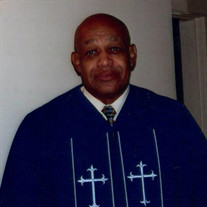 Elder Gus Joseph Blunt