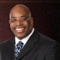 PASTOR NICK SHERMAN EDWARDS JR.