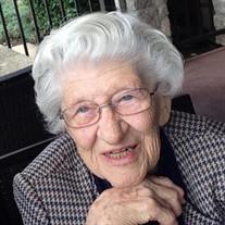 Mrs. Betty Lyons Kirk
