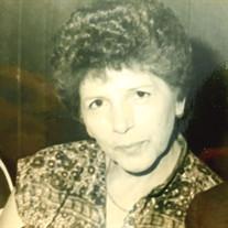 Otilia Manriquez Sanchez