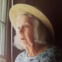 Mrs. Margaret Mathews Greenway