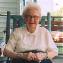 Evelyn Louise Lanham Watson