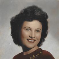 Mrs. Mary Lencioni