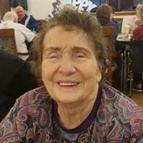 Mrs. Peggy Ann Riley