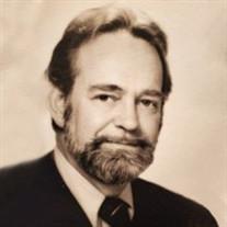 Norman Eugene Wigton Canedy