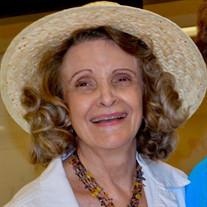 Mrs Judith G Weise