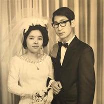 Christoper Chan & Eileen Eng