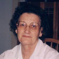 Mary Elizabeth Staffan