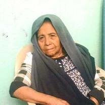 Francisca Martinez Duarte