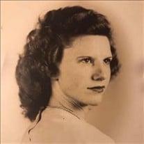 Patricia Ann Hargrove