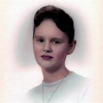 """Elizabeth """"Betty"""" Ann Stitman"""