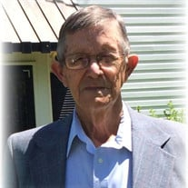 Hardy Barclay Mitchell of Selmer formerly of Scobey, MS
