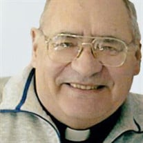 Fr. Roland Henry Lacasse, S.M.