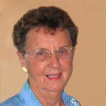 Doris Elaine Jager