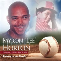 "Myron Leonard ""Lee"" Horton"