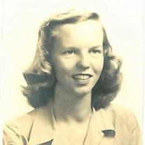 Mrs. Jeanne Van Dorn Mauk