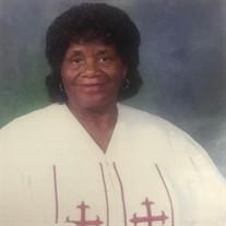 Pastor Bobbie Wanzo