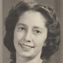 Mrs. Pauline T. Asher