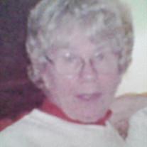 Violet Louise Nichols