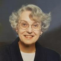 Patricia Mae Rasmussen