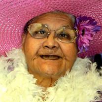 Carlotta  A. Martinez