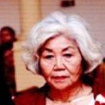 Mrs.  Yoshiko Yara  Dale