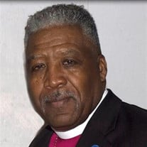 Bishop Raymond Marion Jr.