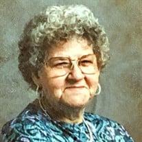 """Geraldine A. """"Jerry"""" Reinhart"""