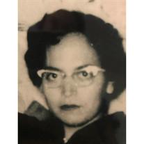 Emilia I. Benavidez