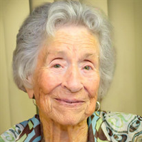 "Mrs. Bessie Mae ""Betty"" Lochridge"