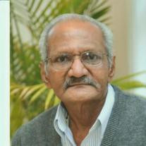 Kantilal M. Patel