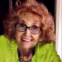 Mrs. Jo Ann Hollis Hudspeth