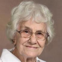 Bertha Lucille McFarlane