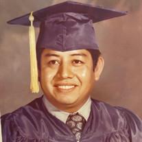 Rev. Tomas G. Lopez  Sr.
