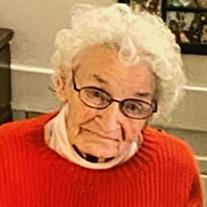 "Margie Lou ""Chubby"" Varble"