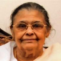 Aleyamma Varghese