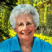 Margaret Martha Lewis
