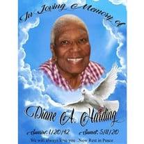 Mrs. Diane A.  Harding