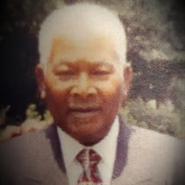 Caldwell Roberson Sr.