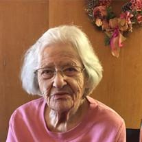 Bonnie Frances Huckaby Pollard