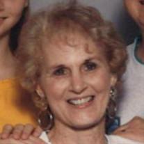 Mrs. Rosie Vee Woodward